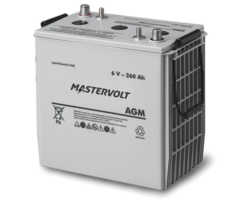 Batterie MasterVolt AGM 6V 260