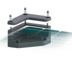 Support panneaux solaires Unifix