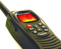 Radio Ocean VHF Portable Pocket 2400