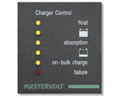 indicateur charge mastervolt