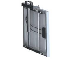support panneau solaire unifix balcon 100wb