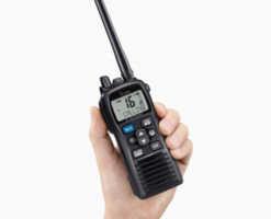 VHF Portable Marine Icom ICM73 Plus
