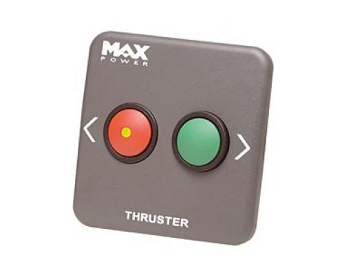 max power commande propulseur