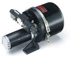 Pompe à rotation permanente