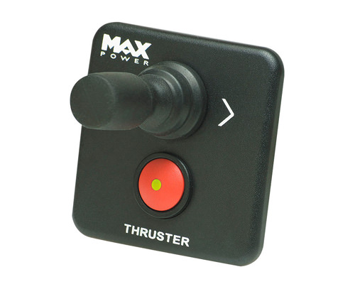 commande propulseur max power noir