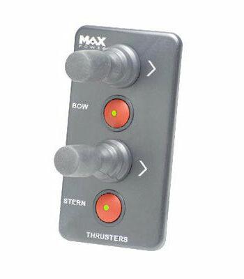 commande propulseur maxpower double joystick