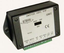 COMMUTATEUR HIFI VHF Octofax SW2