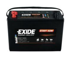 EXIDE agm em1100