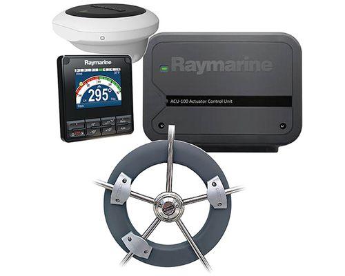 raymarine Pack Pilote Evolution Wheel EV100 Raymarine T70152