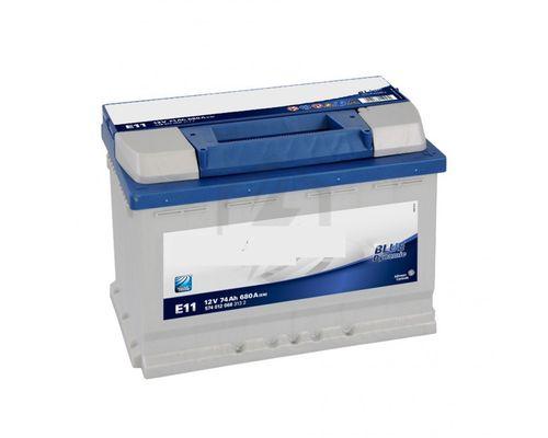 pmb 680A 80Ah batterie-varta-blue-e11-12v-74ah-680a